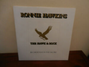 Vinyl Record/LP Ronnie Hawkins Live in the UK 1982