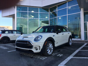 2017 Mini Clubman ALL4 Lease Takeover.  Great Price.