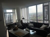 Furnished 2 Bedroom condo for short term lease $2400