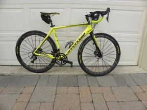 Cannondale Synapse carbon bike.