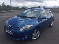 Toyota Auris 1.6 V-MATIC SR CHECK OUT OUR YOUTUBE VIDEO PREVIEW (blue) 2010