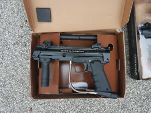 BT4 Paintball marker - Like NEW! used once!