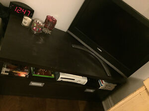 Large tv stand, $50 OBO