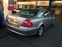 Mercedes E CLASS, FSH, Long MOT, Diesel low mileage!