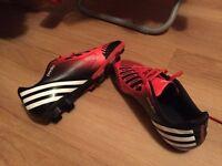 Football Boots Adidas Size 5.5