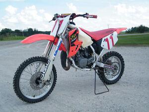 2002 Honda cr80r Race Bike *price drop*