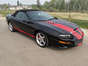 2001 Camaro SS Convertible.  Motivated to SELL