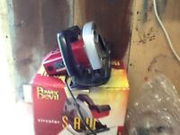 Power devil 1300w rip saw