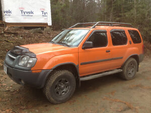 2003 Nissan Xterra Supercharged w/ low mileage