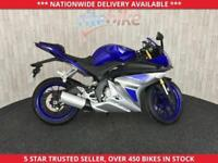 YAMAHA YZF-R125 YZF R125 ABS MODEL VERY CLEAN BIKE LOW MILES 2015 65