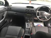 AUTOMATIC 2004 Toyota Avensis 1.8 VVT-i seq T3-S 2 KEYS LOW MILEAGE