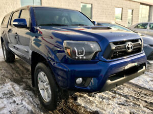 2014 Toyota Tacoma TRD Sport 4X4 V6 Double Cab 6 Speed Short Bed