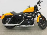AWESOME HD Iron 883 Sportster - MINT