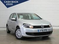 2011 VOLKSWAGEN GOLF 1.4 TSI S DSG Auto Low Miles Low Insurance Automatic