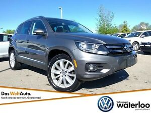 2013 Volkswagen Tiguan Highline - Own from 0.9% OAC!