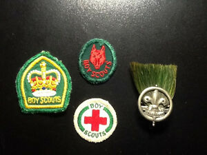 Pre-1970 Boy Scout & Wolf Cub COLLECTIBLES