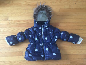 Westbound Winter jacket size 18mth (good for 24mths too)