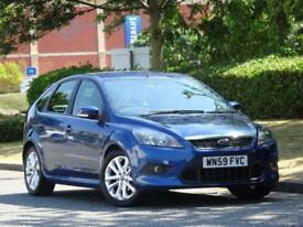 Ford Focus 1.6 2010 Zetec S +FINANCE AVAILABLE +WARRANTY +JUST SERVICED