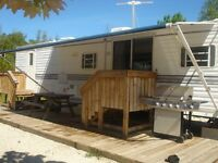 SPECIAL DEAL! TRAILER RENTAL SAUBLE BEACH!!