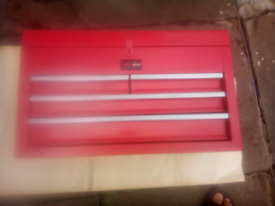 Metal tool boxes good condition