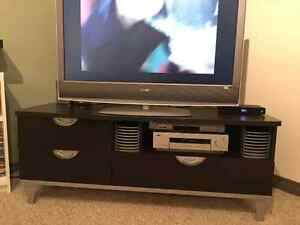 Tv-Stand with lots of storage