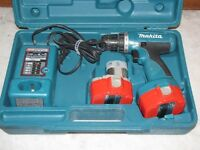 Makita Cordless Power Drill, Awsome Shape