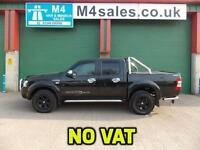 Ford Ranger Thunder 4x4,full leather,a/con. No Vat