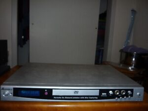 complete karaoke system with over 4000 songs and disc's