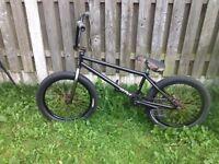 Custome BMX bicycle