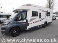Roller Team T-Line 785 Single Beds Motorhome MANUAL 2018