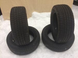 255/70/R17 Bridgestone dueller 19 tires $40 each all season