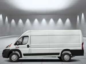 "2019 Ram ProMaster 3500 High Roof EXT 159"" WB Cargo"