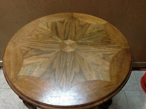 Antique McLagan GrandMaster Furniture Co. Table