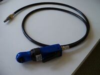 "SNAP ON / BLUE POINT 1/4 "" MINI AIR RATCHET *** CAN DELIVER"