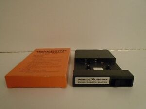 Stereo Cassette Adaptor For 8-Track Car Stereo Player Kitchener / Waterloo Kitchener Area image 2