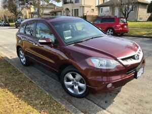 **LOW MILES W/ WARRANTY ACURA RDX