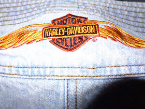 Harley ladies jeans in size 4- recycledgear.ca Kawartha Lakes Peterborough Area image 4