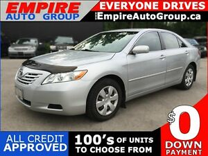 2007 TOYOTA CAMRY LE * LOW KM * POWER GROUP * MINT CONDITION