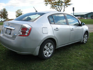2010 Nissan Sentra Sedan