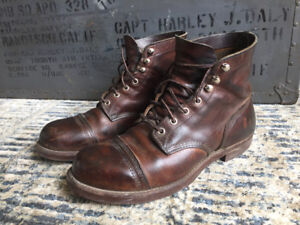Red Wing Iron Ranger Boots - Size 8 ( Fit size 9-9.5)
