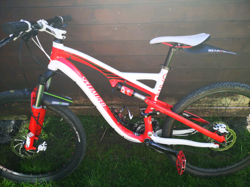 Specialized camber fsr enduro mountain bike | in Coxhoe, County Durham |  Gumtree