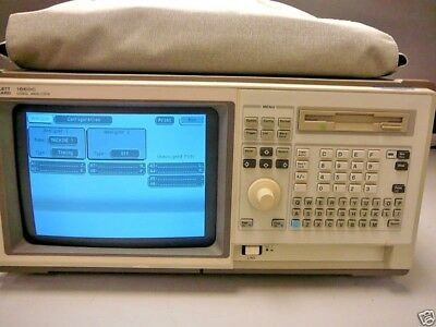 Agilent Hp Keysight 1660c Logic Analyzer With Accessories