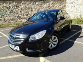 2011 Vauxhall Insignia 2.0 CDTi 16v SE 4dr