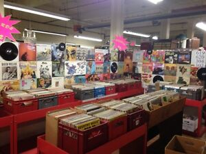 Vintage Record LP's Cambridge Kitchener Area image 1