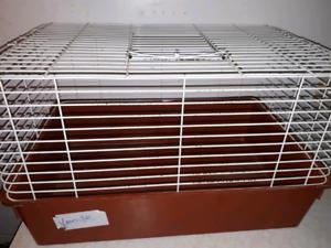 Cage pour petit animeau