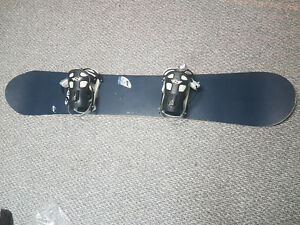 Surly Limited Snowboard with SIMS Link bindings