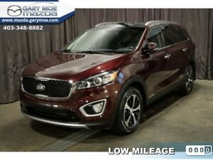 2018 Kia Sorento EX V6  -  Leather Seats -  Heated Seats - $227.
