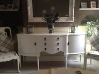 A Stunning Large George lll Period Sideboard in Ex Condition F&B (Poss Del)