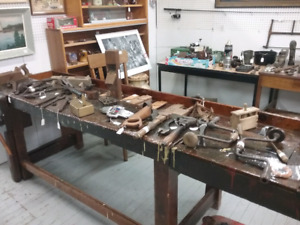 Antique tools, lp's,  collectibles plus 1000 booths to explore