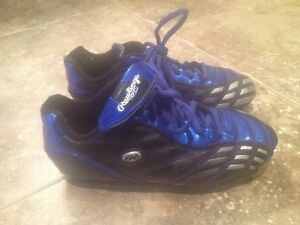Rawlings soccer cleats asking $20 Windsor Region Ontario image 1